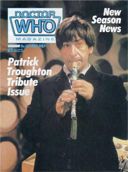 Doctor Who Magazine #126