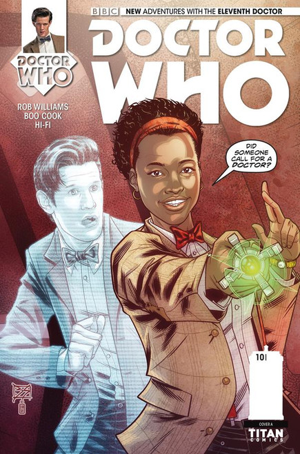 11th Doctor Titan Comics: Series 1 #10