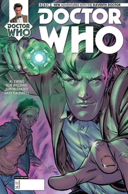 11th Doctor Titan Comics: Series 1 #14