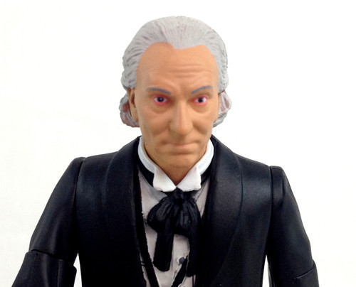 Doctor Who Action Figure - 1st DOCTOR with Cane (William Hartnell) - Unpackaged