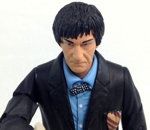 Doctor Who Action Figure - 2nd DOCTOR (Patrick Troughton) - Unpackaged