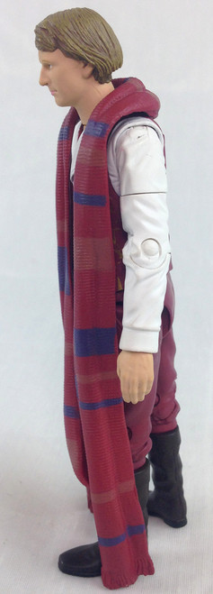 Doctor Who Action Figure - 5th DOCTOR (Regeration) (Peter Davison) - Unpackaged