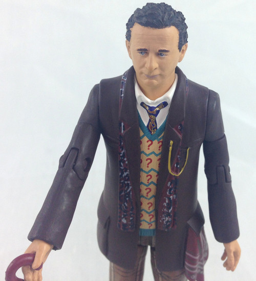 Doctor Who Action Figure - 7th DOCTOR (Sylvester McCoy) - Unpackaged