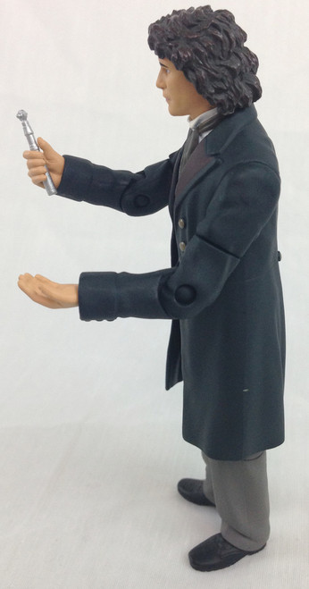Doctor Who Action Figure - 8th DOCTOR (Paul McGann) - Unpackaged