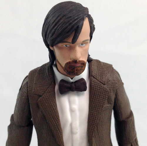 Doctor Who Action Figure - 11th DOCTOR with Beard (Matt Smith) - Unpackaged