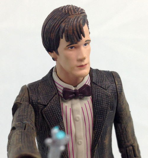 Doctor Who Action Figure - 11th DOCTOR with Sonic Screwdriver (Matt Smith) - Unpackaged