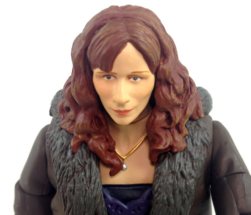 Doctor Who Companion Action Figure - DONNA NOBLE (Catherine Tate)  - Unpackaged
