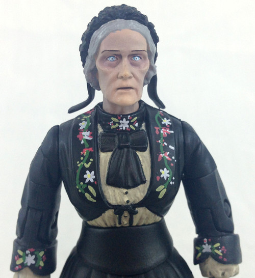 Doctor Who Action Figure - GELTH ZOMBIE - Unpackaged