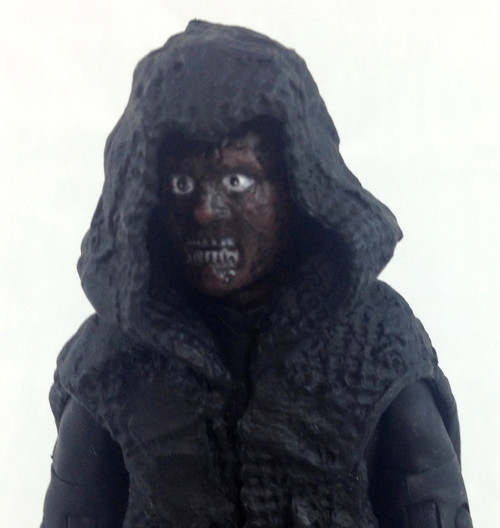 Doctor Who Action Figure - THE MASTER (Decayed) - Unpackaged