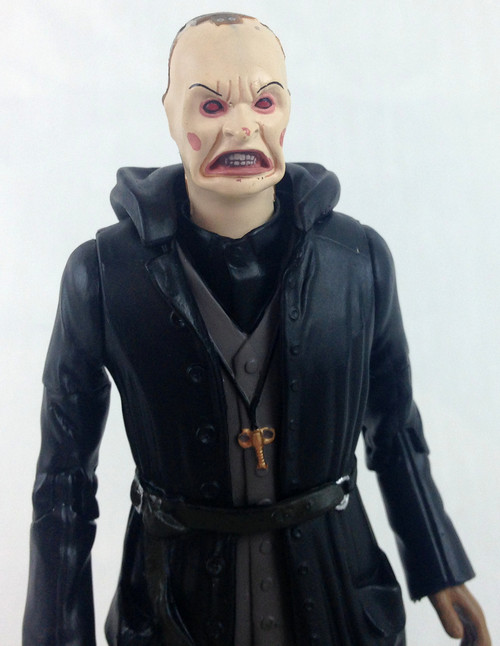 Doctor Who New Series Action Figure - PETER THE WINDER (Reversible Head) - Unpackaged