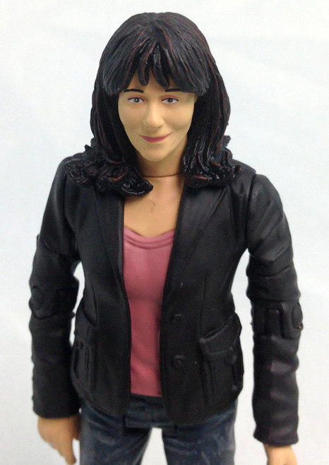 Doctor Who Companion Action Figure - SARAH JANE SMITH (10th Doctor Era) - Unpackaged