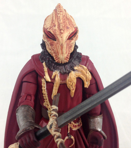 Action Figure - SYCORAX WARRIOR (With Sword) - Unpackaged