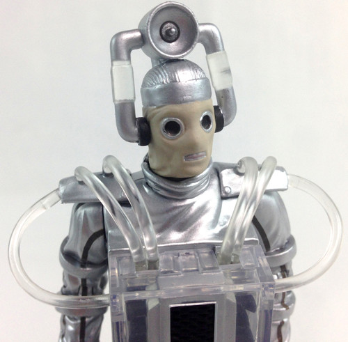 Doctor Who Action Figure - CYBERMAN (Tenth Planet Variation) - Unpackaged