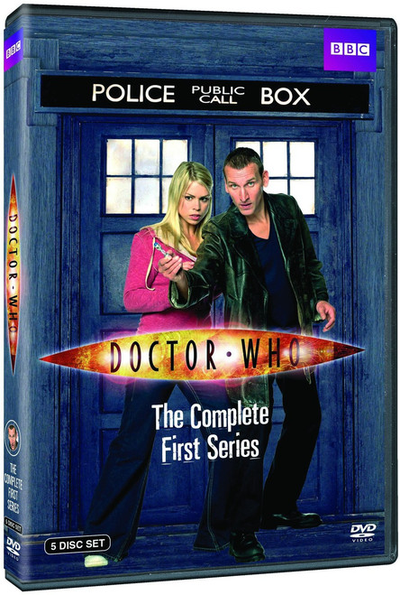 Doctor Who Complete Series 1 DVD Boxed Set - Starring Christopher Eccelston as the Doctor