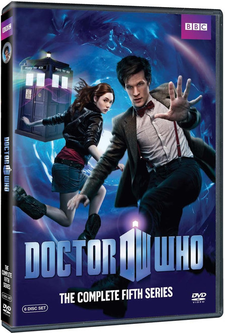 Complete Series 5 DVD Boxed Set - Starring Matt Smith as the Doctor