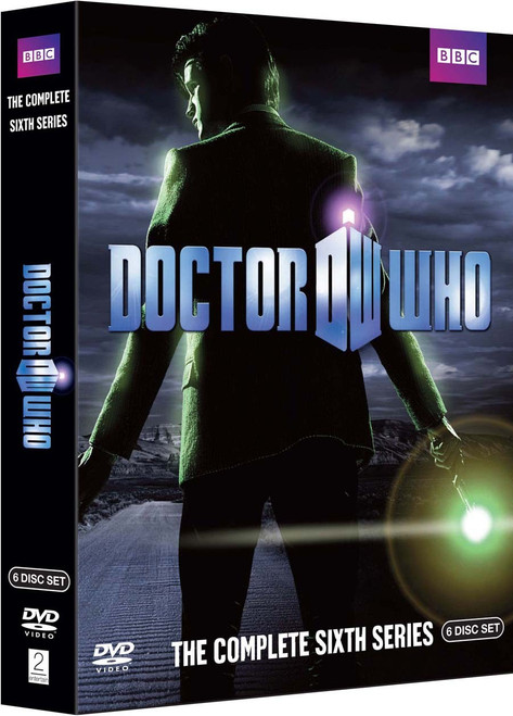 Doctor Who Complete Series 6 DVD Boxed Set - Starring Matt Smith as the Doctor