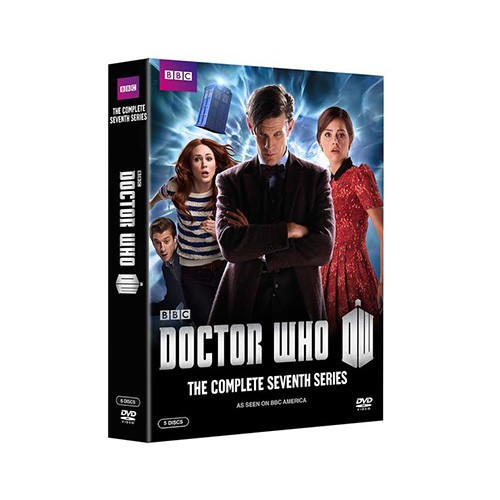 Doctor Who Complete Series 7 DVD Boxed Set - Starring Matt Smith as the Doctor