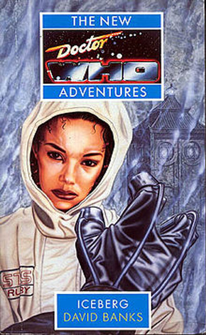 Doctor Who New Adventures Paperback Book - ICEBERG by David Banks