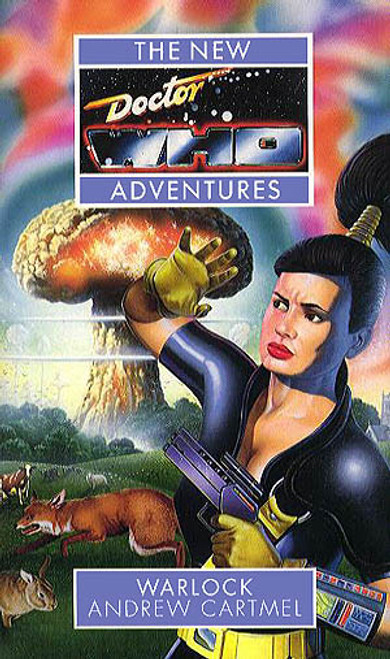 Doctor Who New Adventures Paperback Book - WARLOCK