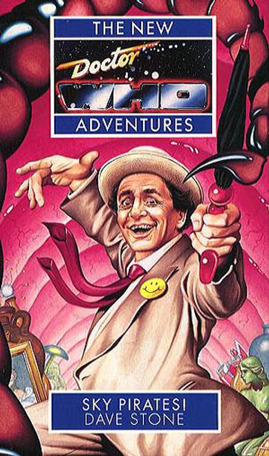 Sky Pirates New Adventures Paperback Book