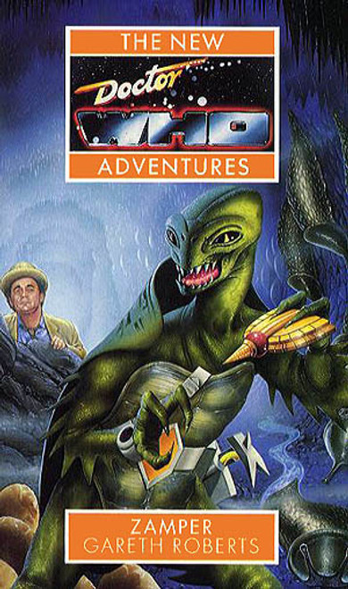 Doctor Who New Adventures Paperback Book - ZAMPER (Limited Stock)