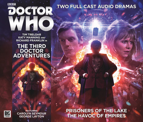 Doctor Who: Third Doctor Adventures Volume 1 - Big Finish Audio CD Set