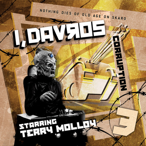 I, Davros: Innocence 1.3 - Big Finish Audio CD
