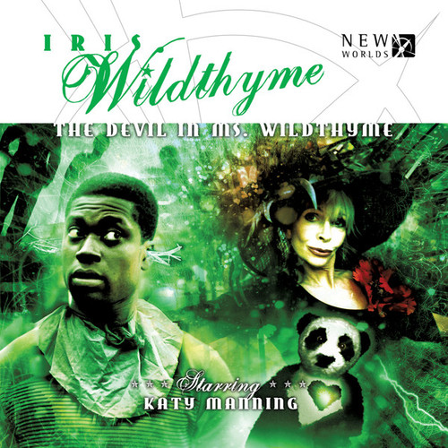 IRIS WILDTHYME: The Devil in MS Wildthyme 1.2 - Big Finish Audio CD Starring Katy Manning