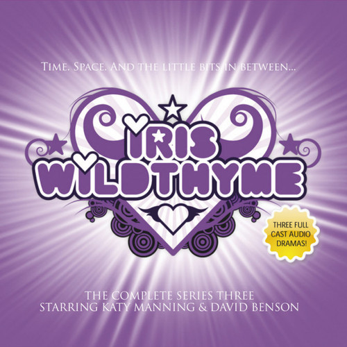 IRIS WILDTHYME: Series 3 - Big Finish Audio CD Boxed Set Starring Katy Manning