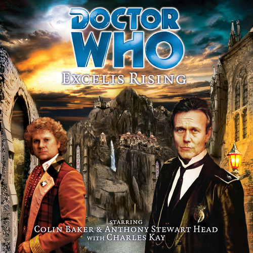 Doctor Who: Excelis - Rising - Big Finish Audio CD