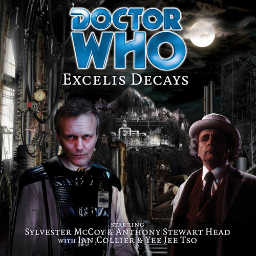 Doctor Who: Excelis - Decays - Big Finish Audio CD