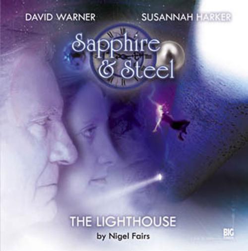 Sapphire & Steel: Lighthouse #1.4 - Big Finish Audio CD