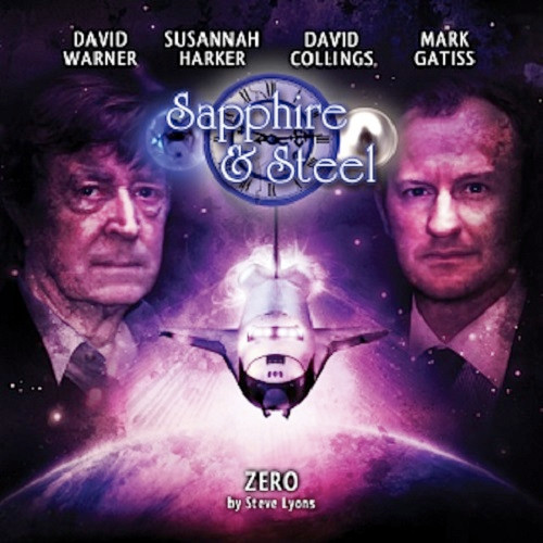Sapphire & Steel: ZERO #3.3 - Big Finish Audio CD