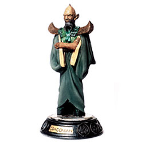 Doctor Who: DRACONIAN Resin Statue from Product Enterprises