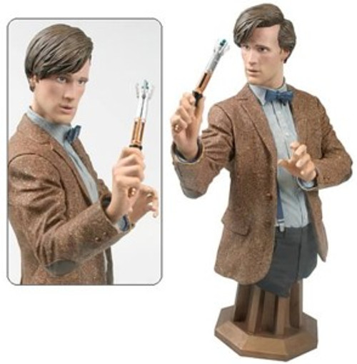 Doctor Who Masterpiece Titan Collection Bust - 11th Doctor - Matt Smith