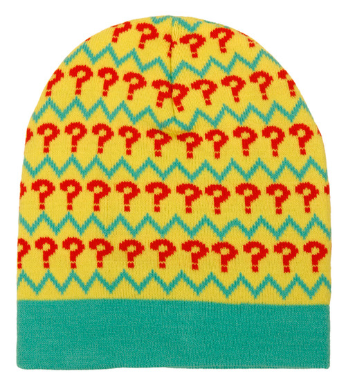 7th Doctor ??? Beanie Hat