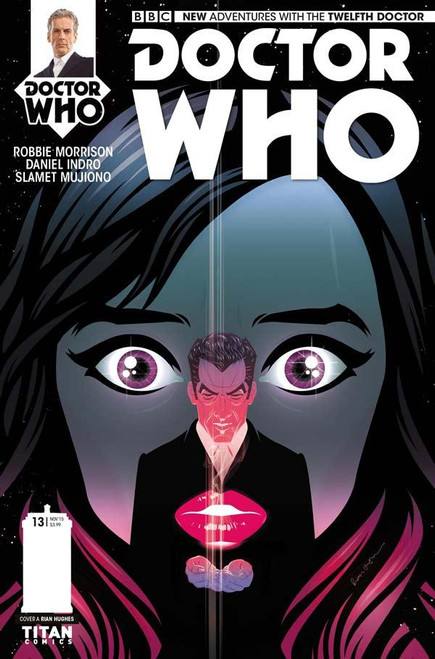 12th Doctor Titan Comics: Series 1 #13