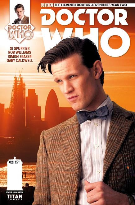 11th Doctor Titan Comics: Series 2 #2
