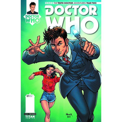 10th Doctor Titan Comics: Series 2 #7