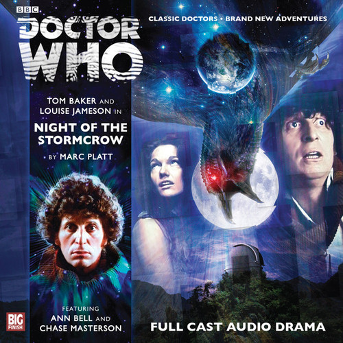 Doctor Who: NIGHT OF THE STORMCROW - Special Big Finish Audio CD #XI (Starring Tom Baker)