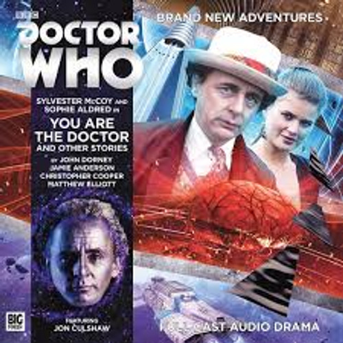 Doctor Who: YOU ARE THE DOCTOR - Big Finish 7th Doctor Audio CD #207