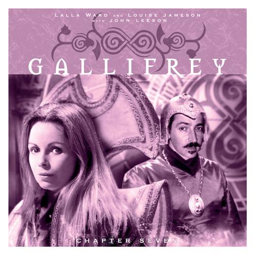 Gallifrey 2.3 - Pandora - Big Finish Audio CD