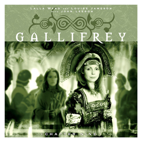 Doctor Who: Gallifrey 2.5 - Imperitrix - Big Finish Audio CD
