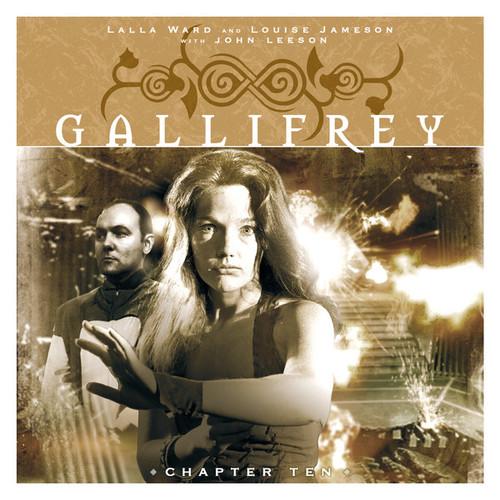 Gallifrey 3.1 - Fractures - Big Finish Audio CD