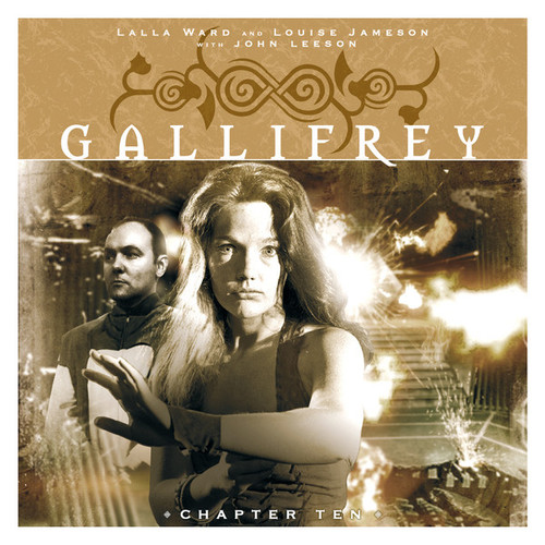 Doctor Who: Gallifrey 3.1 - Fractures - Big Finish Audio CD