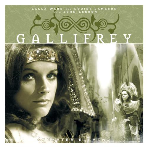 Doctor Who: Gallifrey 3.2 - Warfare - Big Finish Audio CD