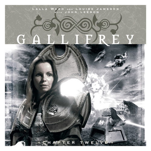 Doctor Who: Gallifrey 3.3 - APPROPRIATION - Big Finish Audio CD