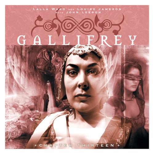 Gallifrey 3.4 - Appropriation - Big Finish Audio CD