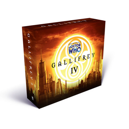 Doctor Who: Gallifrey Series 4 - Big Finish Audio CD Boxed Set