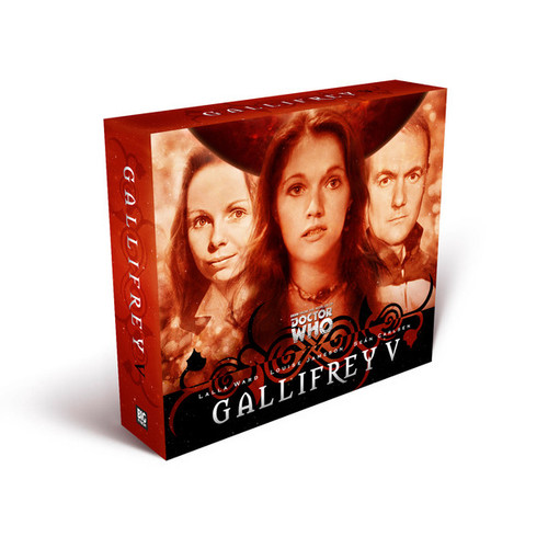 Doctor Who: Gallifrey Series 5 - Big Finish Audio CD boxed Set